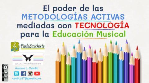 Aplicaciones y herramientas digitales para el desarrollo de #metodologiasactivas | #Musikawa